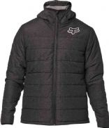 FOX JACKET BISHOP  BLACK (GREY)